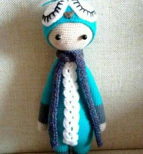 Кукла сова Софья