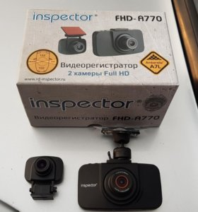 Видеорегистратор Inspector FHD A770
