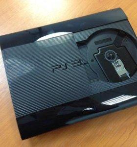 Sony PlayStation 3 Super Slim / 500 ГБ / 10 ИГР