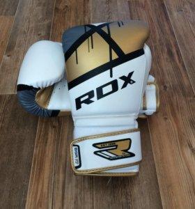 Перчатки боксерские RDX