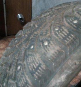 Две зимние шины нокиан хакапелита 4