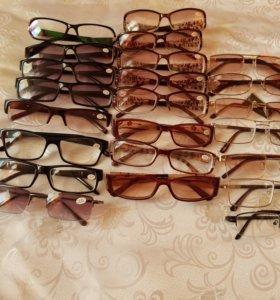 Очки.Оптика для зрения