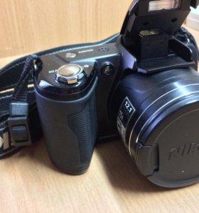Продам цифровой фотоаппарат Nikon Coolpix L110