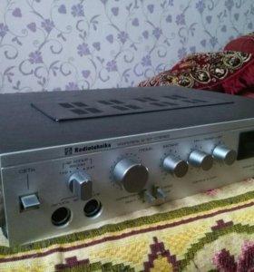 Усилитель Радиотехника У 101-стерео