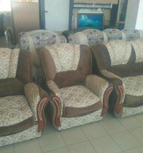"""Набор мягкой мебели """"Кара"""""""