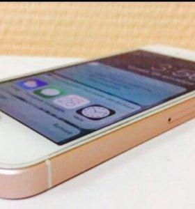 iPhone se 16g Rose