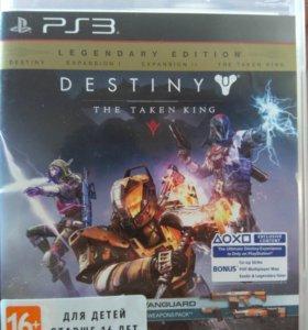 Destiny Legendary Edition на PS 3
