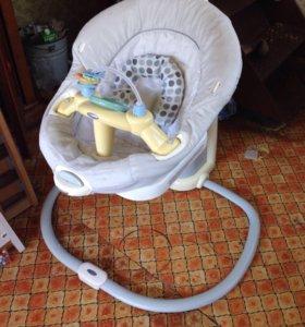 Кресло детские качели Graco