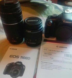 Canon 1100D обмен