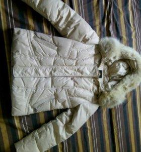 Зимняя куртка 44 р