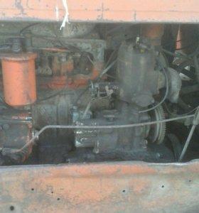 Продается трактор Дт75