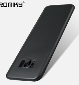 Силиконовый чехол на Samsung S8