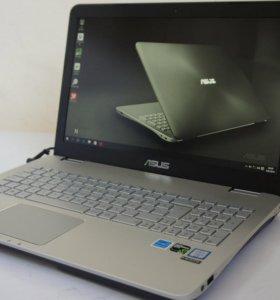 Игровой ноутбук NB Asus N551VW-FY154T