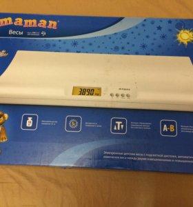 Детские электронные весы Maman sbbc 212