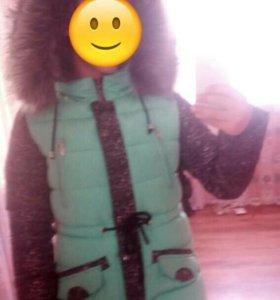 Куртка зимняя,женская.42размер.Новая!Возможен торг