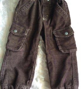 Вельветовые брюки (18 мес.)
