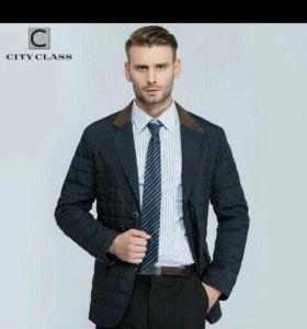 Куртка- пиджак мужская