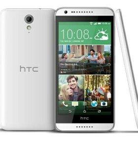 Модель воплощает новый дизайн линейки HTC Desire с