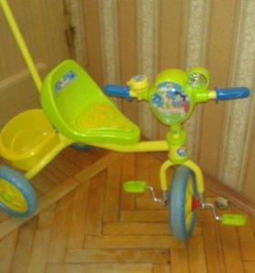 """Трехколесный велосипед """"Ну Погоди! """""""