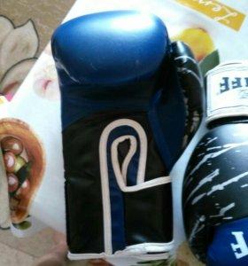Перчатки, боксёрские
