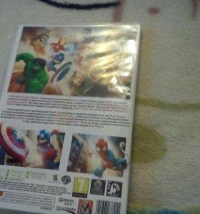 Продаю Lego Marvel Super Heroes (xbox360)