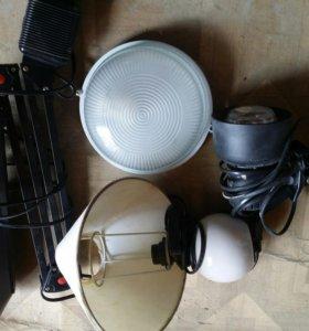 Лампы и светильники