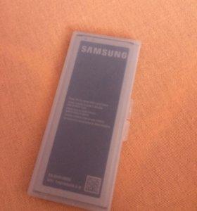 Аккумулятор на Samsung galaxy note 4