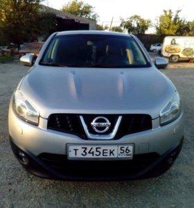 Nissan Qashqai 2011 года
