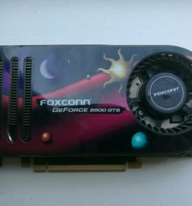 Видеокарта GeForce 8800 GTS 640Mb