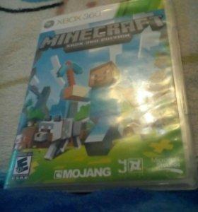 Продаю Minecraft (Xbox360)