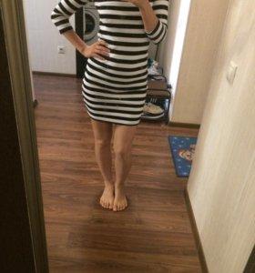 Тёплое платье Остин