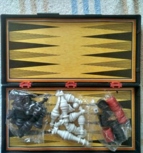 Нарды, шашки, шахматы