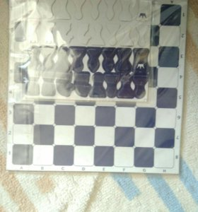 Шахматы магнитики
