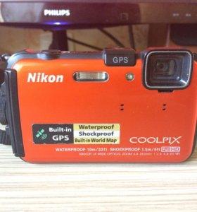 Nikon Coolpix AW-100