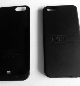 Чехол со встроенной батареей для iPhone 6plus