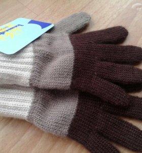 Перчатки Котофей новые