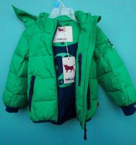 Новая Куртка PompDeLux, р. 80