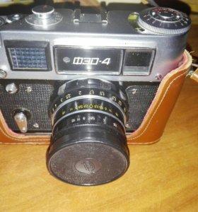 Фотоаппарат ФЕД 4