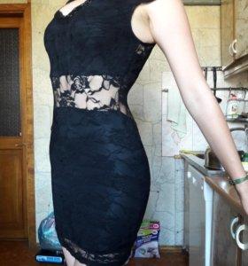 Кружевное новое платье38.