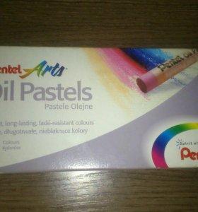Пастель Pentel