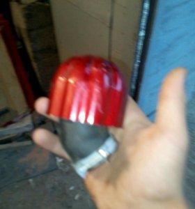 Воздушный фильтр грибок обмен на 5 литров бензина