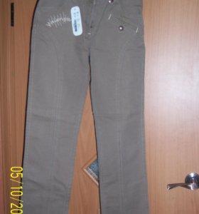 джинсы на днвочку