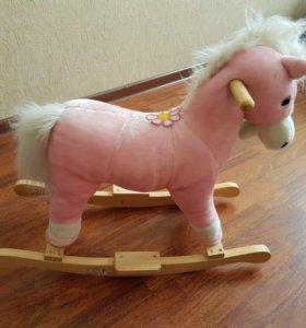 Лошадка-каталка