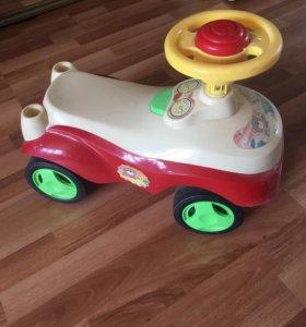 Детская машинка каталка