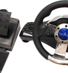 Игровой руль Oklick W-3