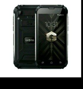 Защищённый смартфон Geotel G1. 7500мач