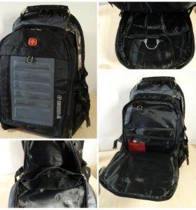 Школьный практичный рюкзак SWISSGEAR