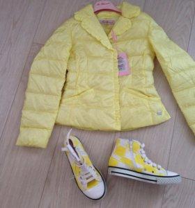 Куртка Blumarine 8л