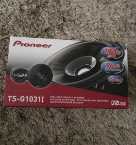 Автомобильные колонки Pioneer