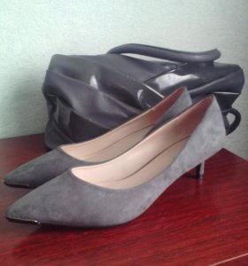 Новые туфли 40-41 размер.